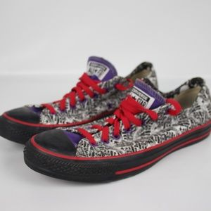 Converse All Star Low  Size 9.5 Men 11.5 Women